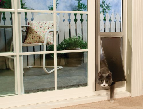 Dog doors petsafe pet doors for dogs cats let your pet join you out on the patio or outside deck with a sliding glass door insert or pet screen door planetlyrics Images