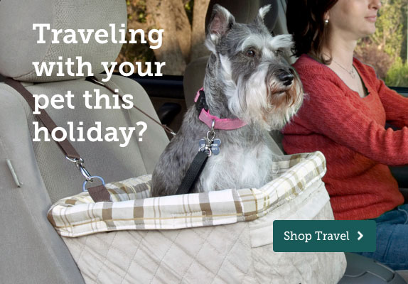 Traveling with your Pet?