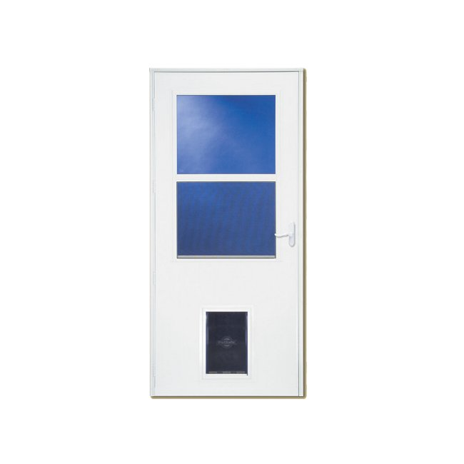 Larson Storm Door With Petsafe Pet Door 370 79 Product