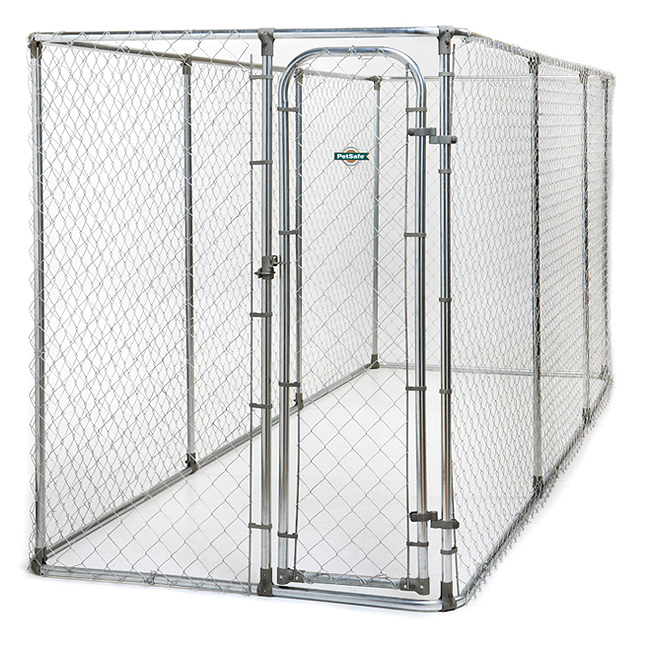 Fencemaster  In  Dog Kennel Instructions