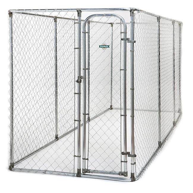 Fence Master  Dog Kennel