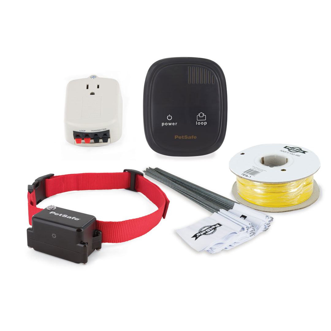 Customer Care Product Support Petsafe In Ground Fences Loop To Switch Controls The Outlet And Lite No Gound Wires Stubborn Dog Fence