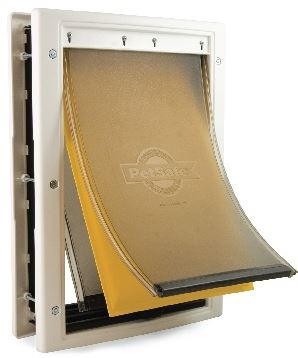 Merveilleux For Those Of You Living In The Colder Areas When Old Man Winter Makes His  Debut, The Extreme Weather Door Is A Fantastic Choice Of Pet Door.