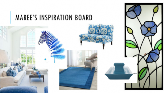 Maree Inspiration Board