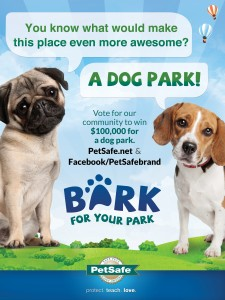bark for your park