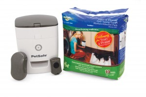 Train 'n Praise provides an easier way of house training your dog!