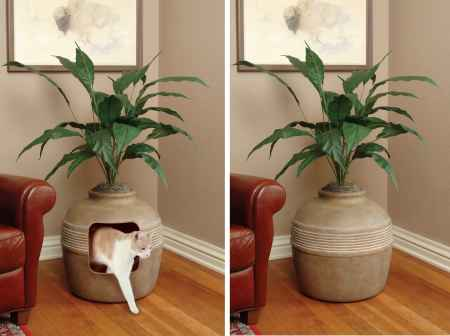 There Are So Many Types Of Litterboxes, Like This Hidden Cat Litter Box.  (Photo Courtesy Of Litterboxreviews.com)