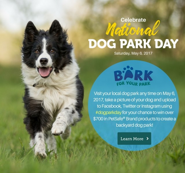 PetSafe® Brand Celebrates National Dog Park Day