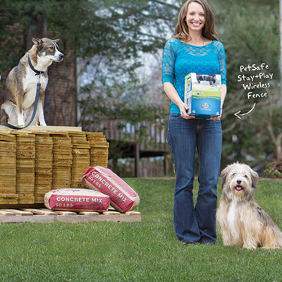 Picking the perfect containment system for your pet